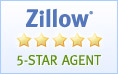 Zillow - 5 Star Agent
